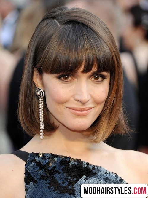 short hairstyle idea for women